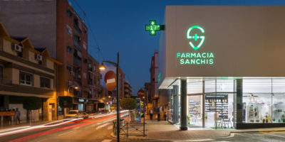 Progetto Farmacia Sanchis.