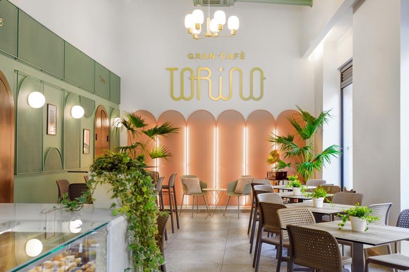 Studio Puccio Collodoro Architetti progetto Gran Caffè Torino Palermo