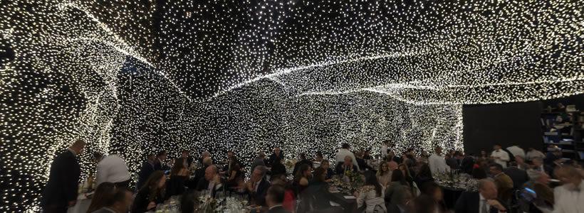 Interstellar Restaurant Mexico City.