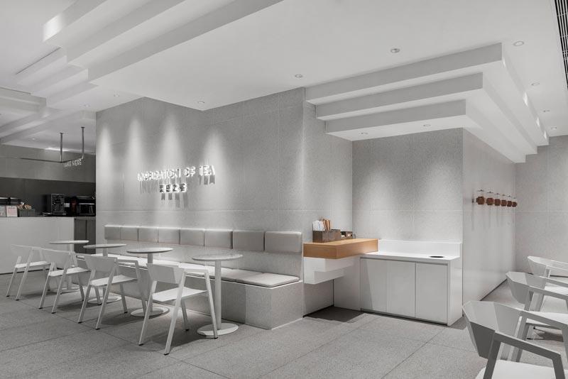 Spazio HEYTEA Shenzhen by MOC DESIGN OFFICE