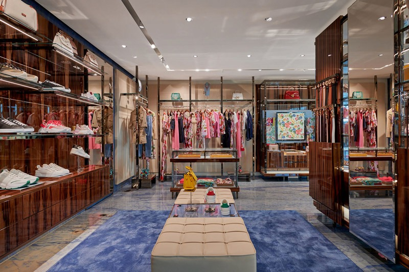 Dolce&Gabbana apre la sua nuova boutique all'interno dell'aeroporto di Nizza