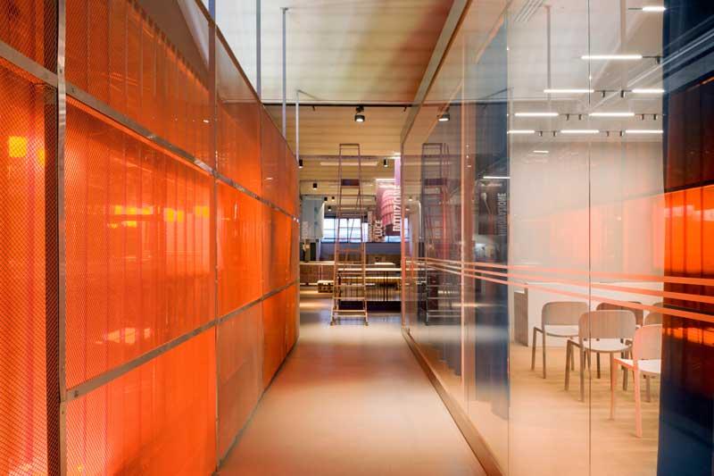 studio di architettura DEFERRARI+MODESTI progetto TH01 Hub