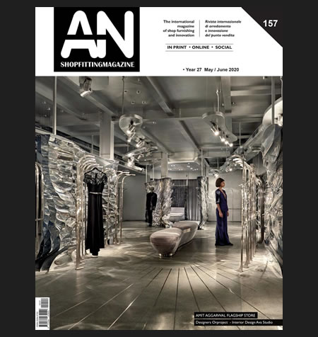 AN SHOPFITTINGMAGAZINE no 157