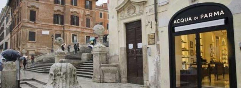 ACQUA DI PARMA apre a Roma.