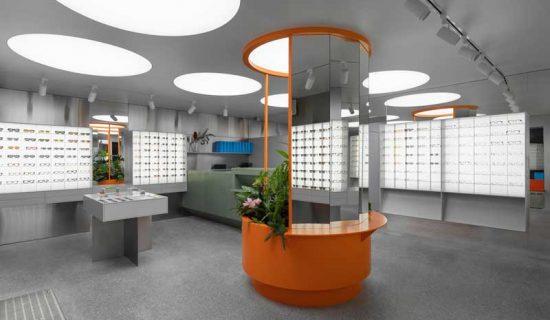 Centro Ottico Optometrico P.Y.E. San Pietroburgo