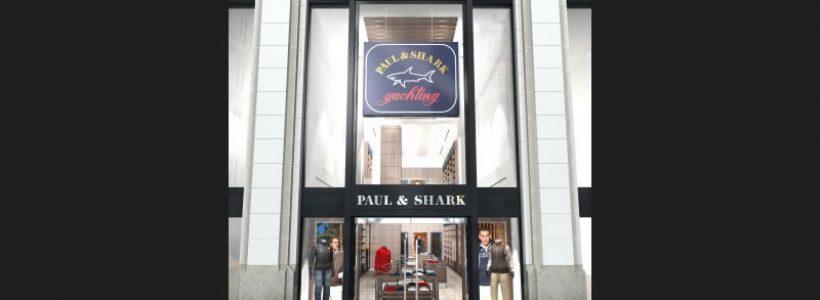 PAUL & SHARK, a New York il più grande store americano.