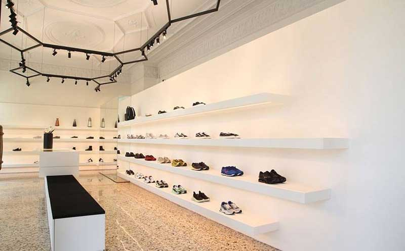 Concept Store The F1rst  by Tiziana Fausti