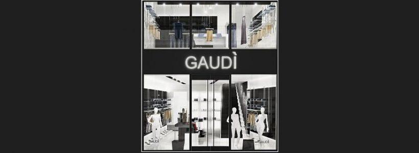 GAUDI' per LEI: a Verona il primo negozio dedicato alla donna.