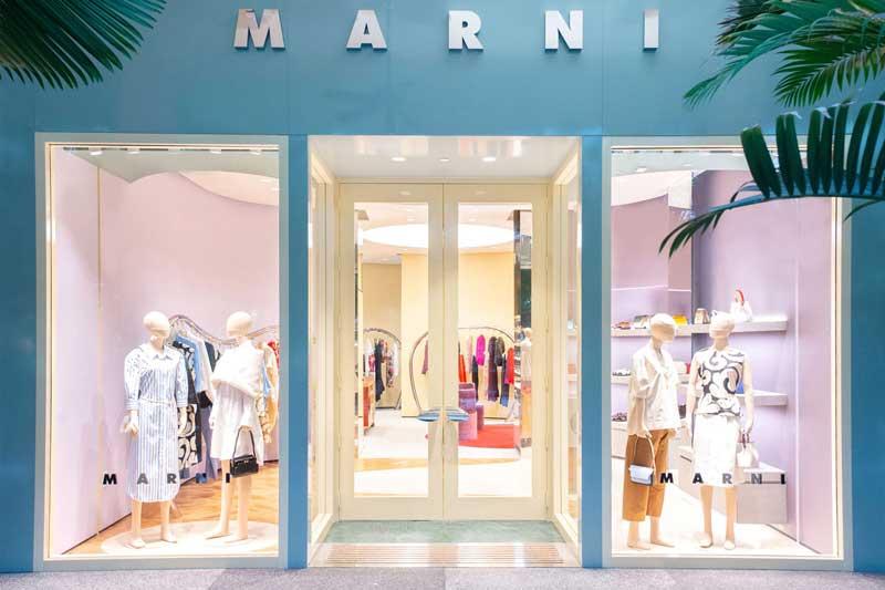 MARNI un nuovo flagship store a Miami