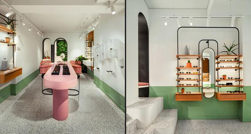 Urban Soul Project designed the Me & Joe flagship store