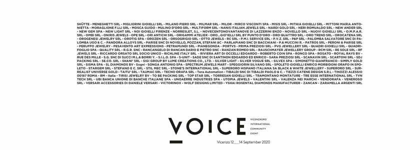 Si è conclusa con successo VOICE, la prima esperienza ibrida del mondo fieristico.