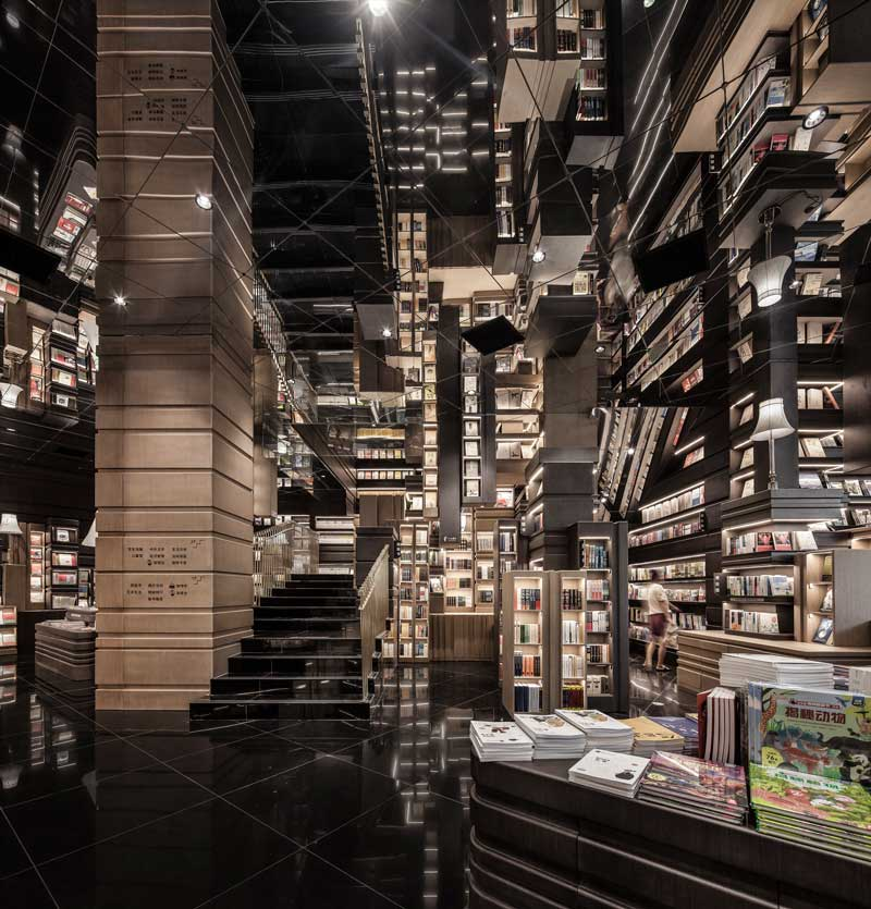Ningbo Zhongshuge Bookstore by X+LIVING
