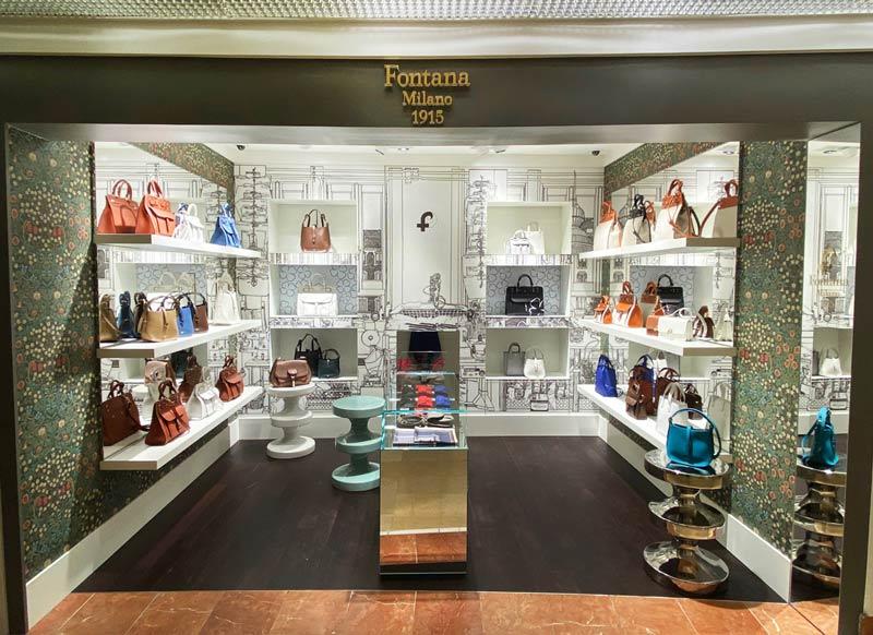 Fontana Milano 1915 inaugura a Seoul la sua terza boutique in Corea