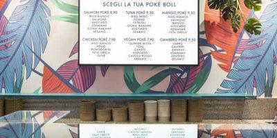 PokèBoll: una 'foresta tropicale' nel centro di Palermo.
