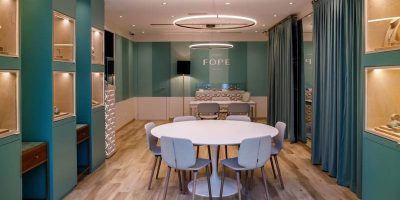 FOPE apre la prima boutique in Asia.