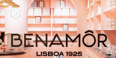 Benamôr Shop Lisbon, Principe Real.