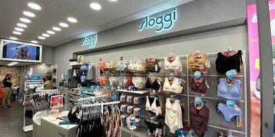 Sloggi approda nel centro di Rimini.