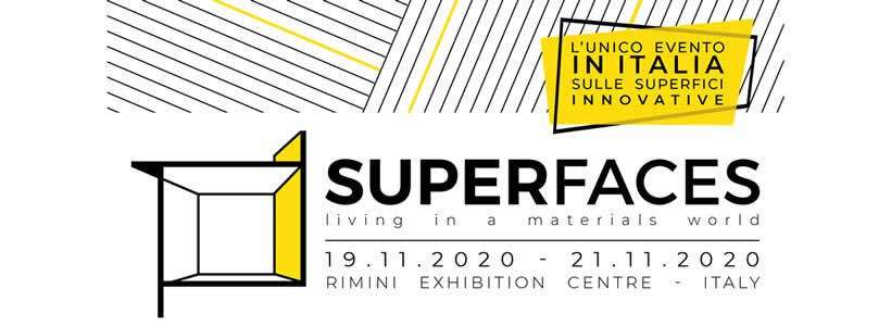 SUPERFACES PREVIEW: all the latest surface trends in Rimini.