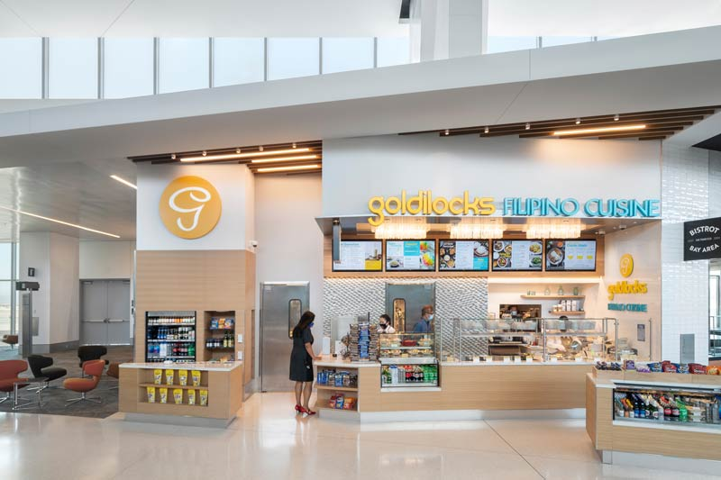Goldilocks: San Francisco Airport