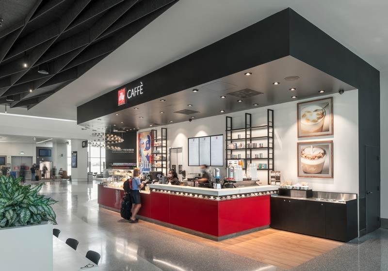 Illy Caffè  San Francisco Airport