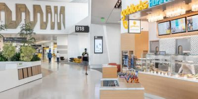 William Duff Architects' Latest Projects at SFO Showcase Trends in Airport Dining Amenities