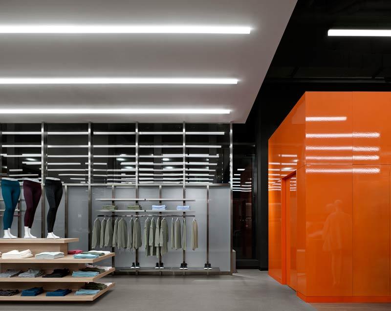 Burdifilek designed the New Joe Fresh Flagship Store