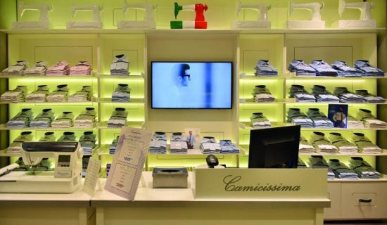 CAMICISSIMA: nuovo store a Casablanca.