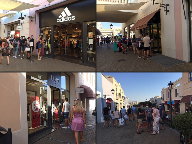 Covid e retail - Village Enna