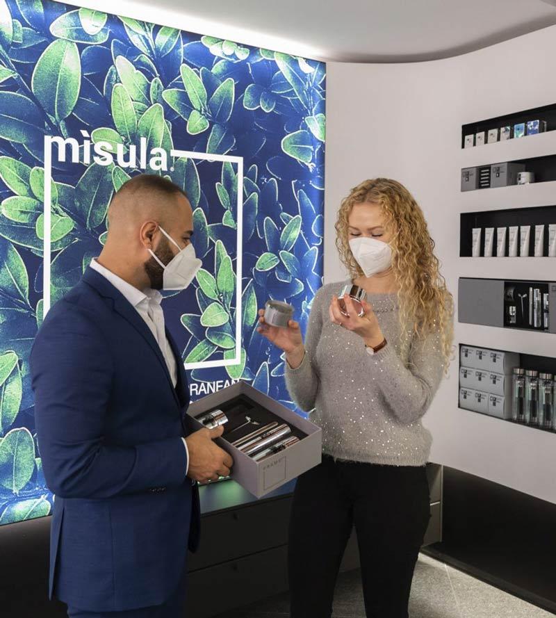 Mìsula Cosmetics apre un flagship store in via Bagutta a Milano