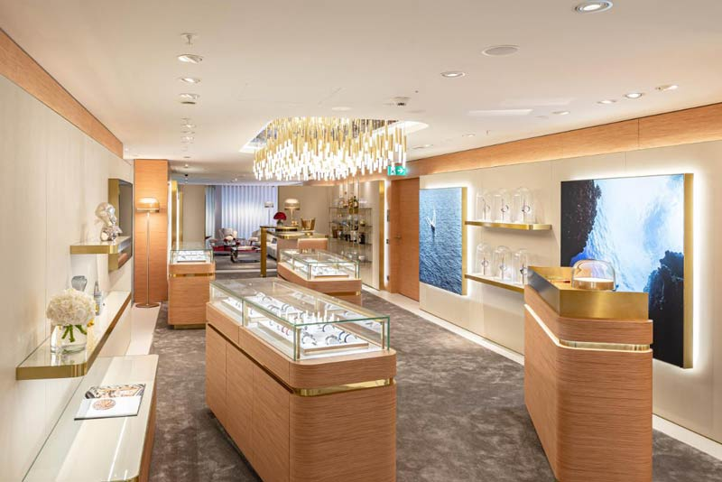 Omega at The Circle the new must-see destination for business and lifestyle at Zurich Airport