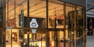 OMEGA joins The Circle with an immersive boutique.