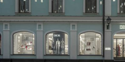 Flagship Store DIOR Mosca.