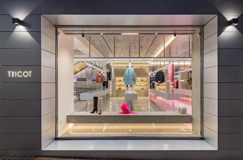 Il nuovo negozio Tricot di Chianciano Terme