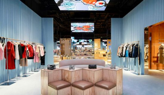 BURBERRY: Il Primo Luxury Social Store a Shenzhen