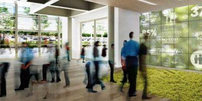 GREEN PEA apre a Torino, 5 piani di shopping ecosostenibile.
