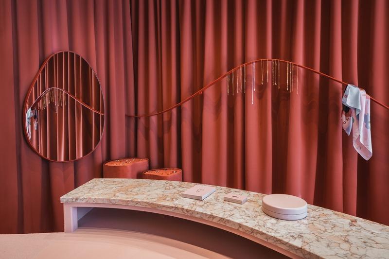 Progetto di interior design per la Gioielleria KOPI
