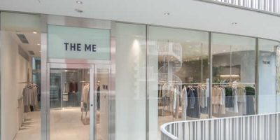 Lo Studio GARDE progetta il primo store per il marchio fashion THE ME