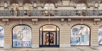 Moncler opens Paris flagship on Avenue des Champs-Elysées