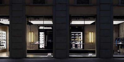 Onitsuka Tiger apre a Milano il suo primo flagship in Italia