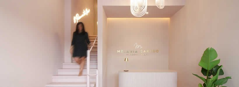 Flagship Store Melania Caruso Palermo.