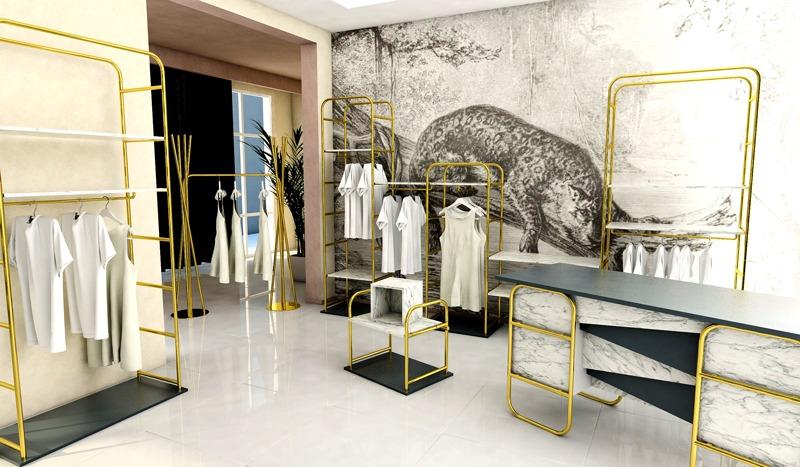 SHANGHAI Multifaceted Furnishing System