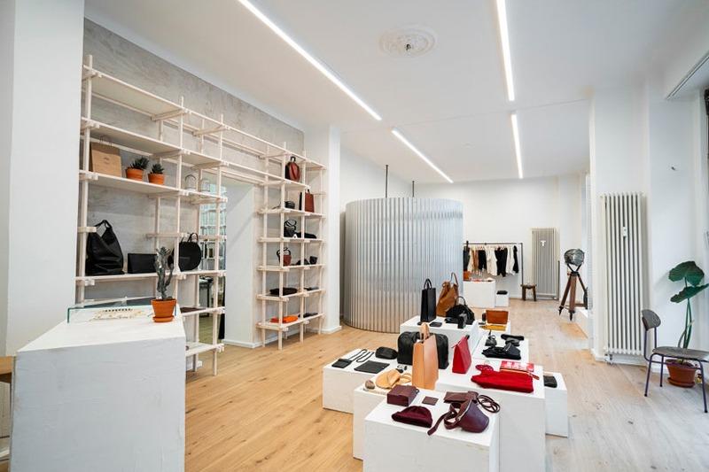 Staiy apre a Berlino il suo primo sustainable concept store.