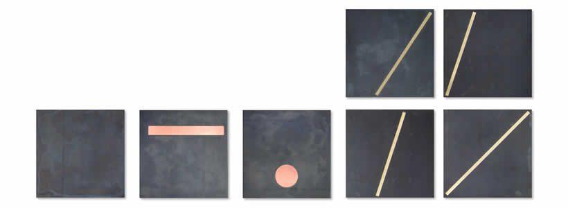 Superfici intarsiate YOKO design Leonardo Sonnoli