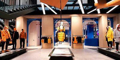 VF apre a Milano il primo multibrand store del Gruppo.