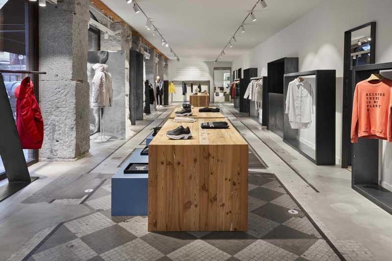ECOALF apre un nuovo Flagship store a Madrid