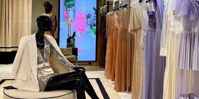 Elisabetta Franchi apre un nuovo Flagship Store a Bruxelles.