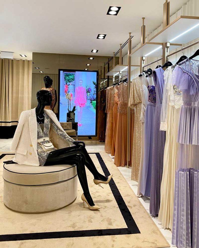 Elisabetta Franchi apre un nuovo Flagship Store a Bruxelles