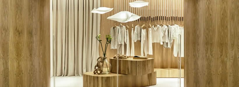 Boutique A.Niemeyer Iguatemi San Paolo Brasile