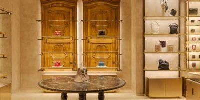 Delvaux apre una nuova boutique nel cuore di Parigi