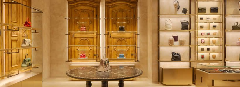 Delvaux opens a new boutique in the heart of Paris